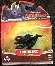 ! How To Train Your Dragon Toothless Night Fury mini figure Defenders Of Berk