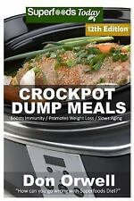 Slow Cooking Natural Weight Loss Transformation: Crockpot Dump Meals : Over...