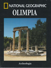 Libro Collana National Geographic Archeologia n 11 Olimpia