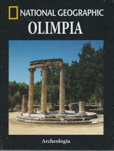 Libro Collana National Geographic Archeologia n 11 Olimpia
