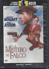 Dvd **IL MISTERO DEL FALCO** con Humphrey Bogart nuovo 1945