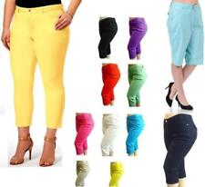 800e32dee77 Twill Plus Size Pants for Women