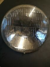 vintage Lucas sealed beam spot light