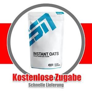 ESN – Instant Oats – 4000g Beutel, Hafervollkornmehl, Kohlenhydrate, Carbs B2