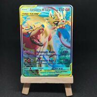 Zacian & Zamazenta Tag Team - Custom Pokemon Card