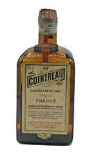 Contreau Liquore Bottiglia 1950's (75cl, 40%)