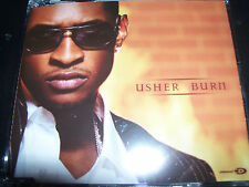 Usher Burn Australian Enhanced CD Single - New