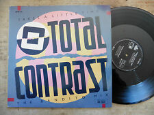 Total Contrast ‎– Takes A Little Time (The Bandito Mix) - EP