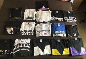 Fler Maskulin Ghetto Sport Psalm 23 Silla Orgie Shirt