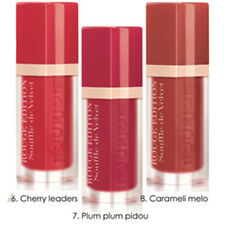 Bourjois Paris Lip Stick Rouge Edition Souffle de Velvet #08 Carameli Melo