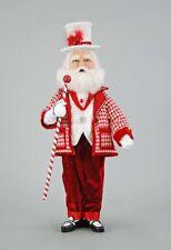 "Katherine's Collection Christmas Spectacular Santa Doll 20"" Rare!"