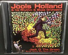 JOOLS HOLLAND & HIS RHYTHM & BLUE ORCHESTRA - JACK O THE GREEN, CD ALBUM.