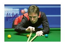 More details for ken doherty a4 reproduction autograph photograph picture poster choice of frame