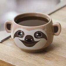 Sloth Mug Novelty Gifts Animal Ceramic Tea Coffee Cup Girl Kids