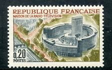 STAMP / TIMBRE FRANCE NEUF LUXE °° N° 1402 ** TELEVISION A PARIS