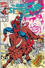 AMAZING SPIDERMAN GIVEAWAY PROMO 4 CHAOS IN CALGARY AMERICAN VARIANT ANTI DRUG