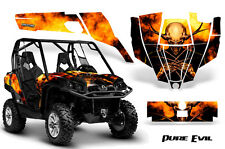 CAN-AM COMMANDER 800R 800XT 1000 1000XT 1000X GRAPHICS KIT DECALS STICKERS PE