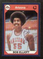 Bob Elliott signed Arizona Collegiate Collection Card