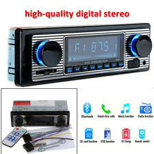 Bluetooth Car Stereo Audio In-Dash FM Aux  4-channel USB MP3 Player Stereo Aux