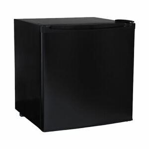 CoolMed Black Table Top Mini Fridge & Ice Box Freezer 46Lr - CMST50B
