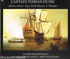 Hume: Harke, Harke! / Guido Balestracci, Les Basses Reunies, Bruno Cocset - CD