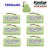 Kastar 6x Battery for Symbol 82-67705-01 BTRY-LS42RAAOE-01 LS4278 DS-6878 K35466