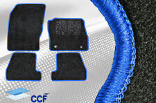 FORD FOCUS ST CAR MATS 2011 ONWARDS (pre facelift) HIGH QUALITY LUXURY CARPET