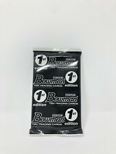 Topps 2020 Bowman Baseball 1st Edition ONE PACK Factory Sealed **FREE SHIPPING**