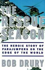 The Rescue Season: The Heroic Story of Parajumpers on the Edge of the-ExLibrary
