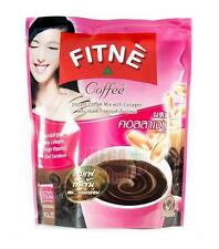 FITNE Coffee Instant Coffee Mix with Collagen Weight Control Shape Slimming 150g
