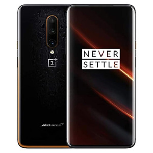 Oneplus 7T Pro McLaren 5G - HD1925 256GB Papya Orange GSM Unlocked Smartphone