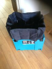 Makita 821552-6 MAKPAC Type 4 Tool Case Systainer Box  With Insert DRT50ZJX3