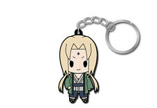 Naruto Rubber Key Chain Vol. 3 Tsunade NEW