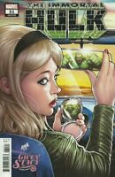 Immortal Hulk #31 Nakayama Gwen Stacy Variant Marvel Comics 2020