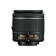 Nikon 18-55mm f/3.5-5.6G VR AF-P DX NIKKOR Zoom Lens - Nikon's All New AF-P Lens