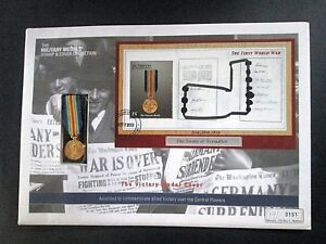 The MILITARY MEDALS Stamp & Cover Collection ~ The Victoria Medal !!