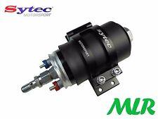 Sytec Motorsport Bosch Combustible Bomba Filtro soporte de montaje Negro mlr.fxbl