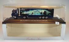 Herpa 1/87 PC Mercedes Benz Sattelzug Mit SCHÜCO hat das Bauen Zukunft OVP #6274