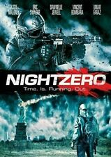 Night Zero, Time Is Running Out (DVD) ZOMBIE HORROR!