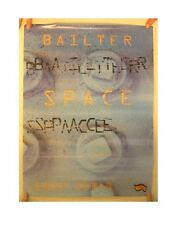 Bailter Space Poster The Gordons Skeptics Clean