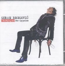 GORAN BREGOVIC and his Wedding and Funeral Orcestra CD Champagne for Gypsies Hit