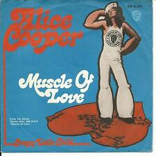 7'Alice Cooper  >Muscle of Love/Crazy little child<  GERMANY PROMO!!