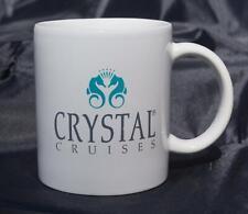 Crystal Cruises HARMONY SYMPHONY Kaffeebecher Mug Pott aus Sammlung Vitrine