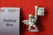 Warhammer 40k Rogue Trader Squats Squat Iron Claw IC501 Lt. Yarvin Lieutenant GW