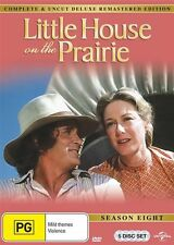 Little House On The Prairie : Season 8 (DVD, 2016, 5-Disc Set)