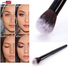 15Pcs Cosmetic Make up Brushes Face Powder Blusher Foundation Kabuki Contour Set