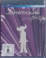 Jamiroquai Live At Montreaux 2003 Blu Ray NEU Use The Force Canned Heat Little L