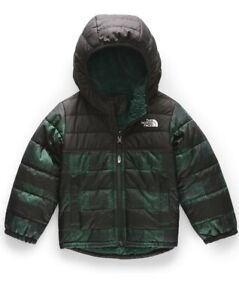 The North Face Toddler Boys Reversible Mount Chimborazo Hooded Insulated Jacket
