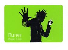 iTunes Music Card - vintage 1st gen collectible - no value
