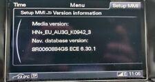 Audi A4 A6 A7 A8 Navigation Plus MMI 3G 3GP 3G+ Update 6.30.1 2020 Hnav HN+ BNav